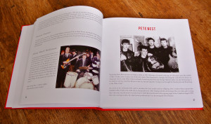 Pages 30/31 Part 3: The Beatles' Drummers - Pete Best
